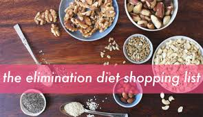the elimination diet shopping list pantry essentials you need