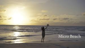 사이판 마이크로 비치 micro beach youtube
