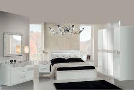 chambre a coucher blanche blanc laqu id es de conception