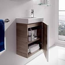 Roca Bathroom Furniture Roca Textured Oak Mini Basin And Furniture 855873155 Uk