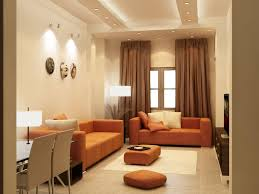 Living Room With Orange Sofa Living Room With Orange Home Design Ideas And Pictures