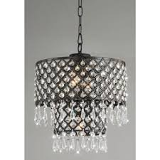Bronze And Crystal Chandeliers Zspmed Of Bronze Crystal Chandelier Superb With Additional
