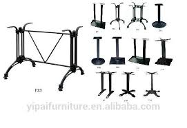 Metal Folding Table Legs Metal Folding Table Legs Furniture Favourites