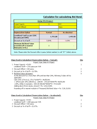bid bond bid bond performance bond payment bond docshare tips