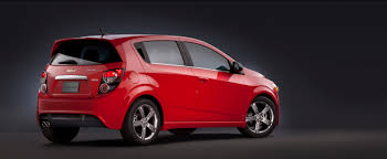 turbocharged 2013 chevrolet sonic rs pushes performance