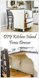 Kitchen Islands For Small Spaces Bookshelf Kitchen Island Tutorials Kitchens And House