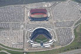 Kauffman Stadium Map Mlb Paid Attendance Tickets Sold Map For 2015 Home Regular