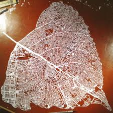 Map Of Portland Me by I Laser Cut A Topo Map Of My Hometown Of Portland Me For