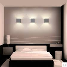 solid wall l led 3w indoor wall light aluminum up wall