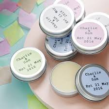 lip balm favors personalised lip balm favour by sweet cecily s