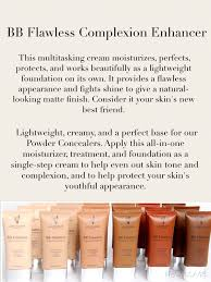 new angel cream natural skin hair enhancer younique bb flawless complexion enhancing cream 39 https www