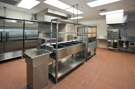 Fast Food Kitchen Design Fast Track Metallic Ind Llc