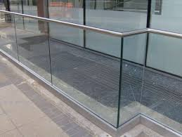 Glass Banister Uk External Glass Balustrade Projects By The Glass Balustrade Co