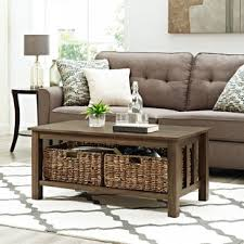 Living Room Table With Storage Storage Coffee Tables You Ll Wayfair