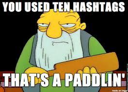 Hashtag Meme - i hate hashtags meme on imgur