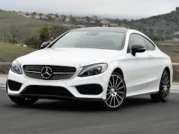 mercedes pic report 2017 mercedes c class coupe ny daily