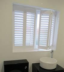 Bi Fold Shutters Interior Bi Fold Bathroom Shutters Charles Elliott Ltd