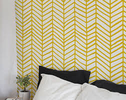 Temporary Wallpaper Uk Removable Wallpaper Etsy