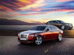phantom ghost car rolls royce ghost