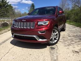 2016 jeep grand cherokee summit on the road review jeep grand cherokee summit ecodiesel the