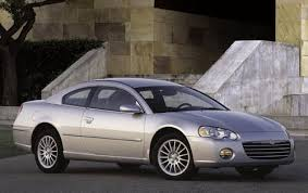 2003 Chrysler Sebring Interior 2003 Chrysler Sebring Options Features Packages