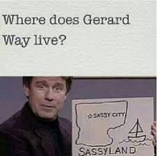 Gerard Way Memes - the big book of gerard way memes where does gerard way live wattpad
