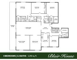 Bedroom 5 6 Bedroom House Plans