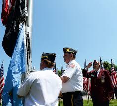 American Legion Flag Sons Of American Legion Memorial Day Observance The Quincy Sun