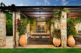 Mediterranean Patio Design Looking Mediterranean Patio Design Ideas Patio Design 256