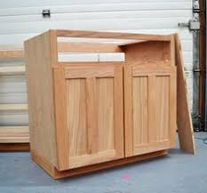 constructing kitchen cabinets build your own cabinets workshop cabinet construction