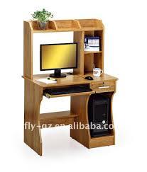 bureau ordinateur bois ordinateur à la maison bureau bricolage ordinateur de bureau en bois