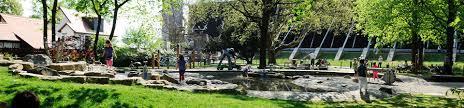 Stadtbus Bad Nauheim Wasserspielplatz Die Gesundheitsstadt