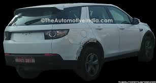 land rover tata scoop tata q501 spotted in range rover discovery guise page 2