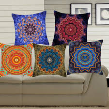 Cushion Covers For Sofa Pillows by Online Get Cheap Bohemian Throw Pillows Aliexpress Com Alibaba