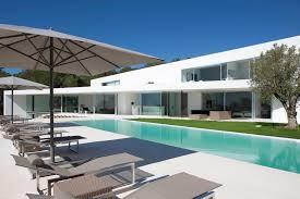 design villa holiday villa between punta galera and cala salada ibiza style