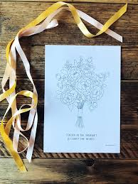 free download printable wedding colouring sheets kids