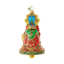 17 best christopher radko bell ornaments images on
