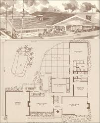Mid Century Modern Rustic Ranch Style House Design No Plan No - Mid century modern home design plans