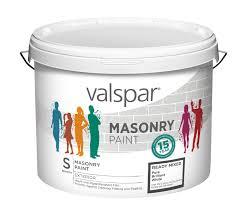 valspar pure brilliant white smooth masonry paint 10l