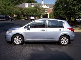 nissan tiida hatchback 2006 2009 nissan versa 1 8 sl 4dr hatchback 1 8l i4 cvt for sale in