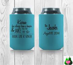 wedding koozie quotes 13 best pear images on wedding koozies