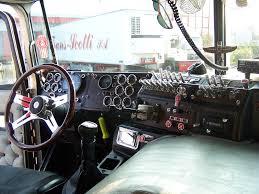 Kenworth K100 Interior Mon Kenworth K100 Truck Stop Quebec