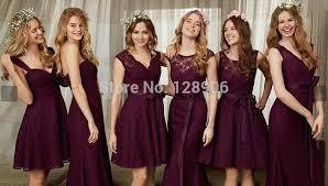 burgundy bridesmaid dresses burgundy bridesmaid dresses 2015 v neck lace