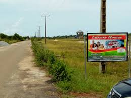 land for sale in luxury homes estate ibeju lekki