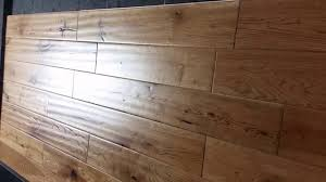 Prefinished White Oak Flooring White Oak 5 X 3 4 Solid Pre Finished Handscraped Hardwood