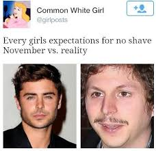 No Shave November Memes - no shave november meme by luisanauseche memedroid