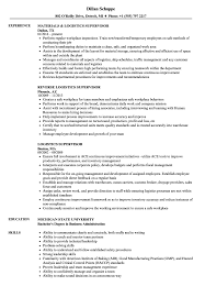 sle resume templates accountant trailers plus lodi logistics supervisor resume sles velvet jobs
