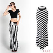 striped pencil skirt dress ala striped skirt black and white dress ala
