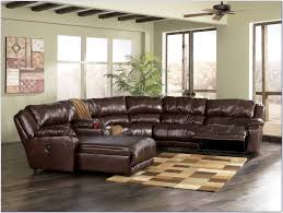 Modern Leather Sofa With Chaise by Sofas Center Sectional Sofa With Recliner Modern Leather