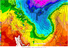 Temperature Map Usa by Februaryapril Outlook Belowaverage Temperatures In The East